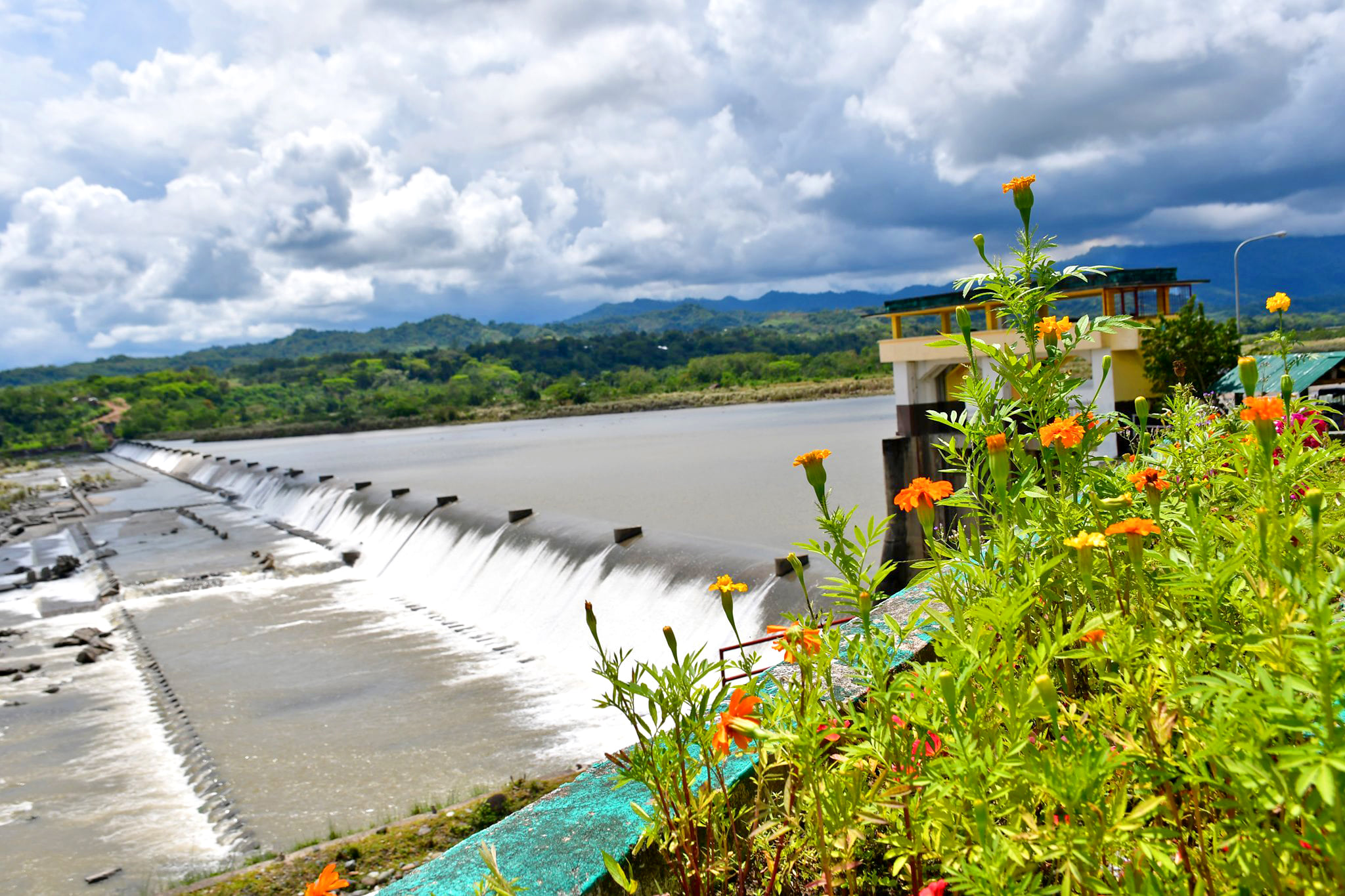 Irrigation water delivery finally resumed at Upper Chico River Irrigation System (UCRIS) in Tabuk City, Kalinga on March 16, 2021, 10 a.m., three days after the emergency shutdown. Photo courtesy of NIA Kalinga IMO