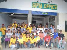 CAR's outstanding irrigators learn from Davao IAs' best practices