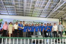 Leaders and members of the Taloy Sur Irrigators' Association (IA) of Tuba, Benguet